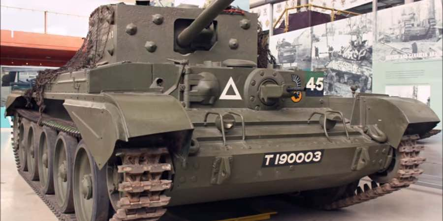 tanque mk 8 cromwell